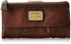 Billetera Fossil Emory Marrón | $225,000.00
