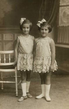 Children from 1930's