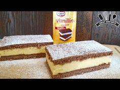 (7) Mézes-tejszínes szelet - Dr. Oetker recept teszt 2. rész / Anzsy konyhája - YouTube Tiramisu, Cheesecake, Ethnic Recipes, Youtube, Food, Cheesecake Cake, Cheesecakes, Essen, Tiramisu Cake