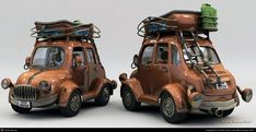 Title: My funny car  Name: Hamed Yousef  Country: Jordan  Software: Maya, mental ray, Photoshop