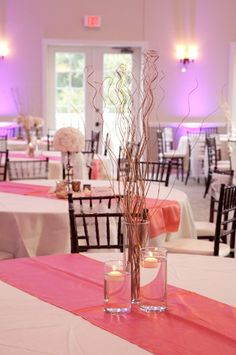 Centerpiece-The Windsor at Hebron Park, Wedding Ceremony & Reception Venue, Texas - Dallas, Ft. Worth, Wichita Falls, and surrounding areas