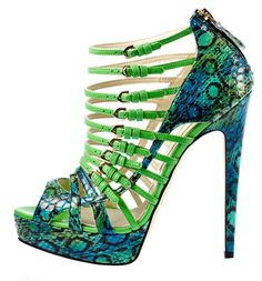 Brian Atwood...looks like a lot of work but still ........get on my feet now.