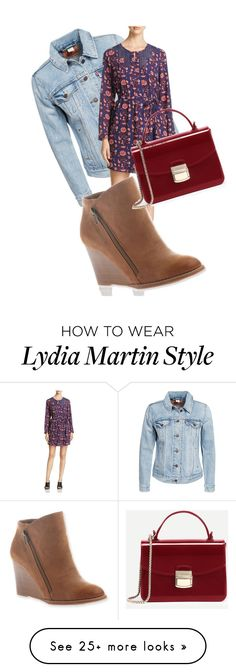 """Lydia Martin Inspired Outfit"" by kim-mccallum on Polyvore featuring Levi's, Daniel Rainn and Hokus Pokus"