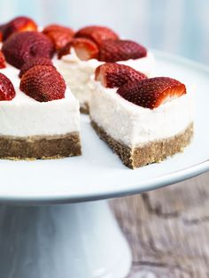 Koldskål-cheesecake – skøn sommerdessert   Spis Bedre