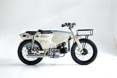 The Sea Sider Bike Customized by Deus Ex Machina