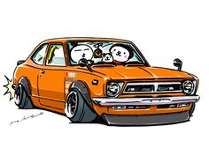 """""""crazy car art"""" jdm japanese old school """"TE27 TRUENO"""" original characters """"mame mame rock"""" / © ozizo Official web shop """"STAY CRAZY (in Society6)"""" Official web shop """"ozizo(in Redbubble"""") """"Crazy Car Art"""" Line stickers """"Crazy car Art"""" Telegram stickers"""