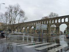 Montpellier. Acueducto.