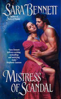 Mistress of Scandal by Sara Bennett