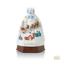 This is the Hallmark ornament I want!