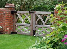 Spindled and Picket Gates, Hardwood Gates, Wooden Gates, Bespoke Gates, Ormskirk, Preston, Southport, Forby | Lancashire Gates