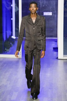 Wales Bonner Spring 2018 Menswear Fashion Show Collection