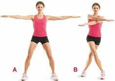 Many people have problems with flabby arms and desperately are trying to lose arm fat. So, if you are one of them, follow these simple exercises for..