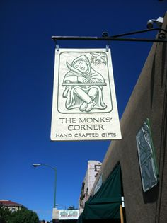 The Monks' Corner, located in downtown Santa Fe New Mexico, features unique religious and spiritual products used for prayer, celebrations, consolation and enrichment.