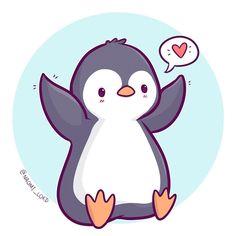 671 vind-ik-leuks, 12 reacties - Naomi Lord (@naomi_lord) op Instagram: 'Penguin  such cute lil lump birds  This weeks giveaway is now closed and the winner has been…'
