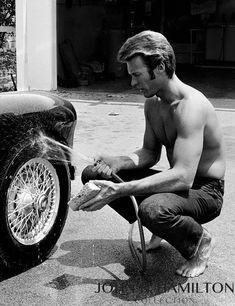 Clint Eastwood - John R Hamilton 1958