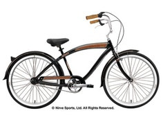 Nirve.com - Men's Stylish Beach Cruiser Bikes. This is a great bike for cruising to the gym or around town.
