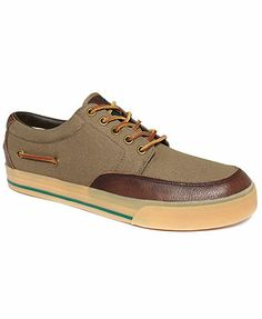 Polo Ralph Lauren Vance Side Lace Sneakers
