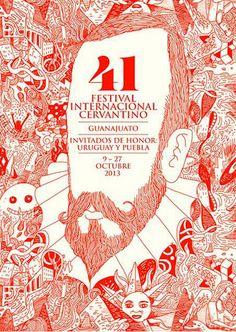 ¡Bienvenidos a una grande fiesta cultural! Es el Festival Internacional Cervantino con Mary Glasgow Magazines.   #Spanish