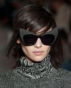 cat-eye-sunglasses-2 The Newest Eyewear Trends for Men & Women 2016