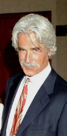 Sam Elliot...  a cop character in the same movie as D Johnson & G Birmingham…