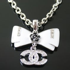 Chanel necklaces Chanel Necklace, Chanel Jewelry, Watch Necklace, Chanel Fashion, Rich Girl, High End Fashion, Necklaces, Bracelets, Deco