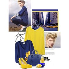 Untitled #572, created by iiva on Polyvore
