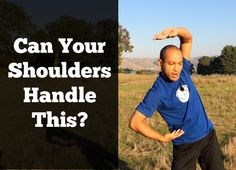 Shoulder Movement Workout Obstacle - Rotator Cuff Exercises - http://dailyvitamoves.com/shoulder-mobility-exercise-challenge-rotator-cuff-exercises/
