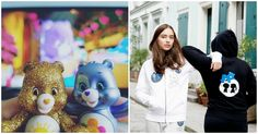 Your Inner 5-Year-Old Will Go Crazy for This Care Bears Clothing Line