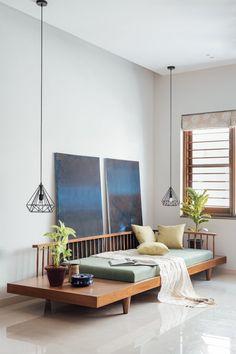 Apartment Interior, Living Room Interior, Living Room Decor, Bedroom Furniture Design, Home Decor Furniture, Home Room Design, Home Interior Design, Living Room Designs India, Indian Room Decor