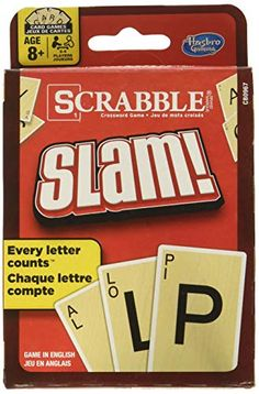 Shop Hasbro Scrabble Slam Card Game Multi at Best Buy. Find low everyday prices and buy online for delivery or in-store pick-up. Fluency Games, Uno Card Game, Business Stories, Four Letter Words, Board Games For Kids, Word Games, Educational Games, Family Games, Cards