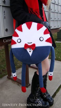 oymygosh i need this!!! Peppermint Butler Side Bagby IdentityPolution