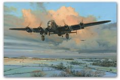 Strike and Return by Robert Taylor  A tribute to the bomber crews who flew with RAF Bomber Command throughout it's arduous six year campaign...