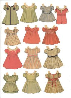Queen Holden Paper Dolls 12. | Flickr - Photo Sharing!