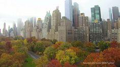 Beautiful drone videos of New York City