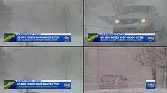 Grand Rapids, MI Snow - ABC Good Morning America - 4/3/16
