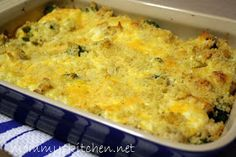 Mommy's Kitchen - Old Fashioned & Southern Style Cooking: Chicken Divan {Potluck Sunday}
