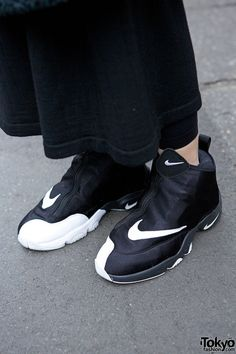 Nike Sneakers in Harajuku