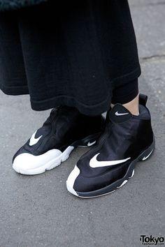 Nike Sneakers in Harajuku #meowzen