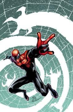 #Superior #Spiderman #Fan #Art. (Superior Spidey) By:JoeyVazquez. (THE * 5 * STÅR * ÅWARD * OF: * AW YEAH, IT'S MAJOR ÅWESOMENESS!!!™)[THANK Ü 4 PINNING!!!<·><]<©>ÅÅÅ+(OB4E)