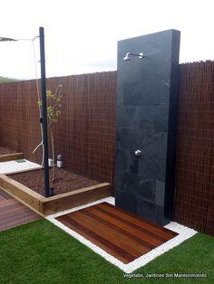 duchas para piscinas