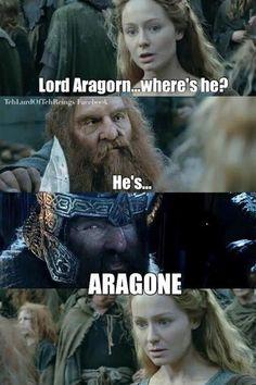 "50 ""Lord Of The Rings"" Memes Guaranteed To Make You Laugh 50 ""Herr der Ringe"" -Memes, die Sie garantiert zum Lachen bringen Elijah Wood, 9gag Funny, Funny Memes, 90s Memes, Hilarious, Aragorn, O Hobbit, J. R. R. Tolkien, Movie Memes"