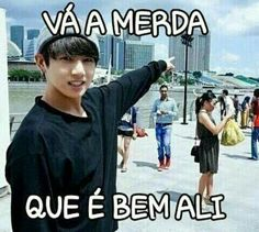 Memes bts portugues jimin ideas for 2019 Bts Memes, Bts Meme Faces, Lol So True, Jung Kook, Foto Bts, Life Humor, Mom Humor, Jikook, K Pop