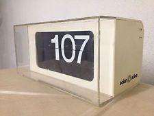 Orologio Solari Udine Dator 6010 - INDIPENDENTE - Funzionante a pile - Perfetto