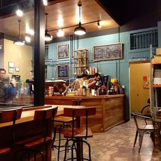 25 Coffee Shops You Should Visit in San Antonio That Aren't Starbucks  White Elephant Coffee Company 1415 S. Presa St. #107, (210) 465-9478, wecoffeecompany.com   The latest micro-roaster to hit Southtown comes via Jose Carlos de Colina, a Rio Grande Valley transplant. Pick up the usual latte or a bag of beans for your own brewing pleasure. Photo via Instagram (peggyjh)