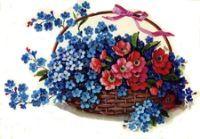 "Gallery.ru / mornela - Album ""CESTA Flores 4"""