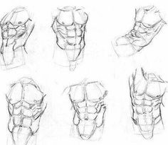 66 ideas for drawing body male tutorials anatomy reference - Anatomy drawing - Anatomy Sketches, Body Sketches, Drawing Sketches, Drawing Tips, Drawing Poses, Drawing Tutorials, Drawing Ideas, Eye Drawings, Sketch Art