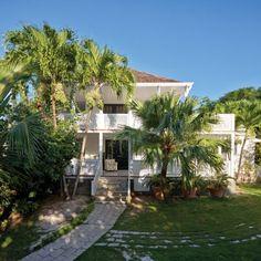 Colonial Cottage, British Colonial Decor, Cottage Exterior, Key West Cottage, Coastal Cottage, Barbados Villas, British West Indies, Caribbean Homes, Maine House