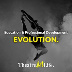 To begin or continue, that is the question. Whether you are at the beginning of your career, ready to take a new step within live entertainment or nearing the end; Evolution is a digital space to discover industry education and professional development opportunities around the world.
