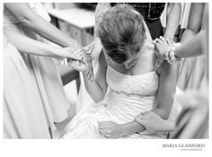 prayer before your wedding is always right!
