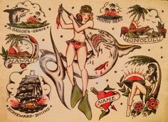 Remembering Sailor Jerry | Tattoodo.com